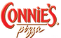 Connie's Pizza & Bar Bq logo
