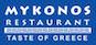 Mykonos Restaurant logo