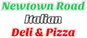 Newtown Road Italian Deli & Pizza logo