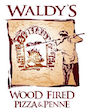 Waldy's Wood Fired Pizza & Penne logo