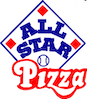 All Star Pizza logo