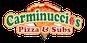 Carminuccio's Pizza logo