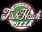 FishHawk Pizza logo