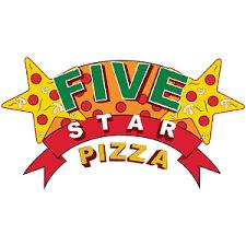 Five Star Pizza logo