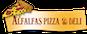 Alfalfa's Pizza & Deli logo