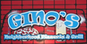 Gino's Pizzeria & Italian Restaurant logo