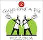 2 Guys & A Pie Pizzeria logo