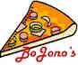 Bojono's Pizza logo
