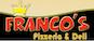 Franco's Pizzeria & Deli logo