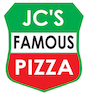 JC's Famous Pizza logo