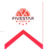 5 Star Pizza logo