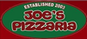 Joe's Pizzaria logo