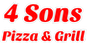 4 Sons Pizza & Grill logo
