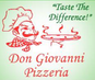 Don Giovanni Pizzeria logo