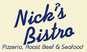 Nick's Bistro logo