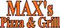 Max's Pizza & Grill logo