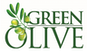 Green Olive Kosher Pizza logo