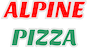 Alpine Pizza logo