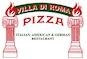 Villa Di Roma logo