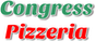 Congress Pizzeria logo