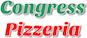Congress Pizzeria logo
