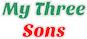 My Three Sons logo