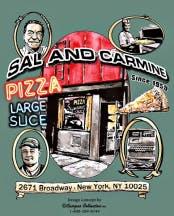 Sal & Carmine Pizza