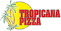 Tropicana Pizza logo