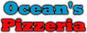 Ocean's Pizza logo