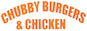 Chubby Burgers Chicken & Pizza logo