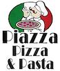 Piazza Pizza & Pasta logo