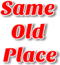 Same Old Place logo