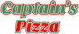 Captain's Pizza logo