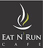 Eat N' Run Cafe logo