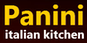 Panini Pizza & Italian Kitchen logo