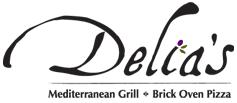 Delia's Brick Oven Pizza logo