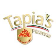 Tapia's Pizza logo