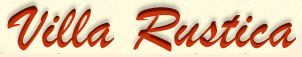 Villa Rustica Ristorante & Pizzeria
