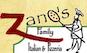 Zano's Family Italian & Pizzeria logo