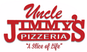 Uncle Jimmy's Pizzeria logo