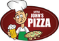 Little John's Pizza logo