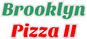 Brooklyn Pizza II logo