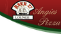 Angie's Pizza & Pier 27 logo