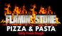 Flamin' Stone Pizza & Pasta logo