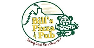 Bill's Pizza & Pub logo