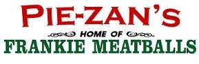 Pie-zan's Home of Frankie Meatballs logo