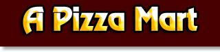 A Pizza Mart - Stewart logo