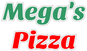 Mega's Pizza logo