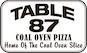 Table 87 Gowanus logo