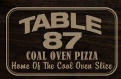 Table 87 Brooklyn Heights
